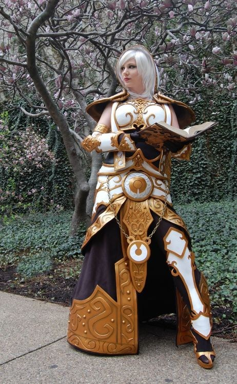 cosplay Sister Benedron video games WoW - 6521976576
