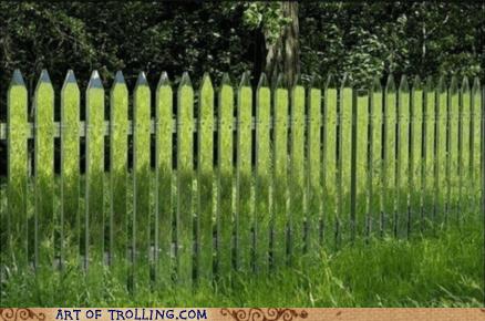 fence,IRL,mirror