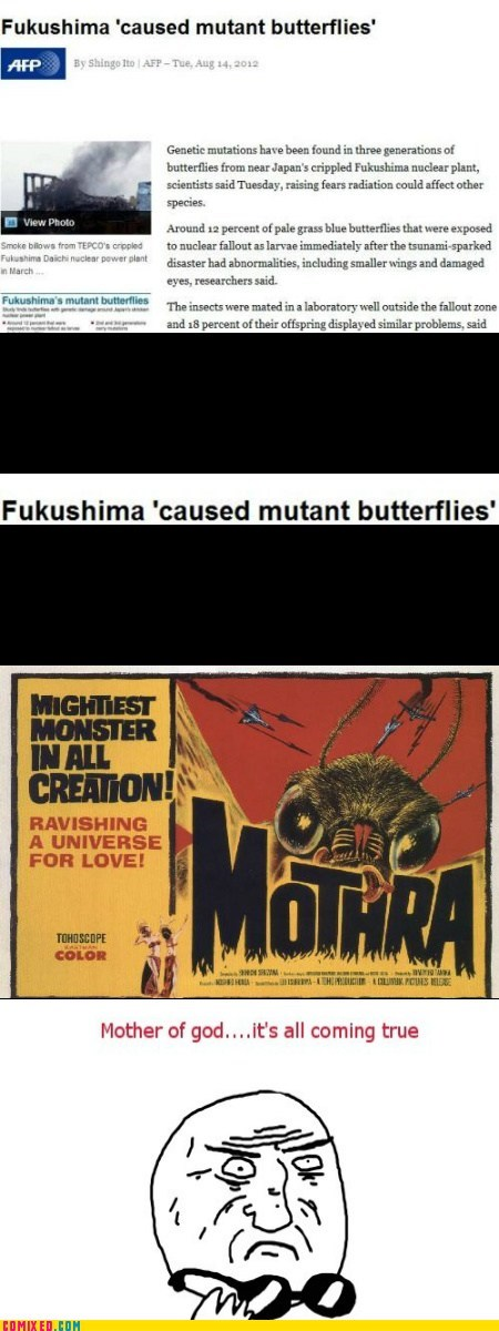 fukushima,mothra,mutant,news