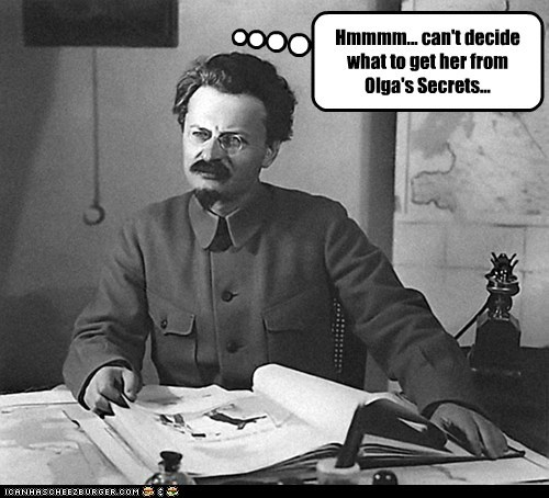 catalog,gift,olgas-secret,trotsky
