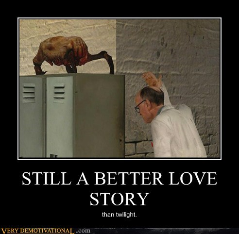 half life,head crab,love story