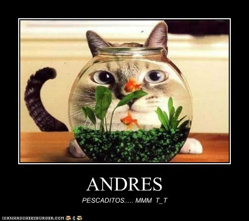 ANDRES PESCADITOS..... MMM T_T