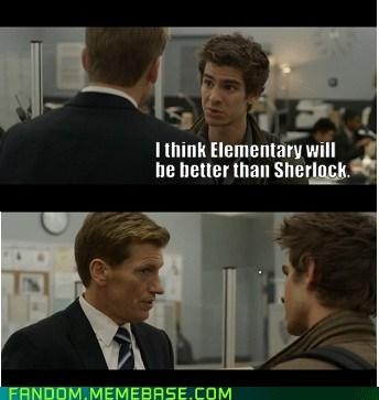 bad taste peter elementary Sherlock Spider-Man - 6524444160