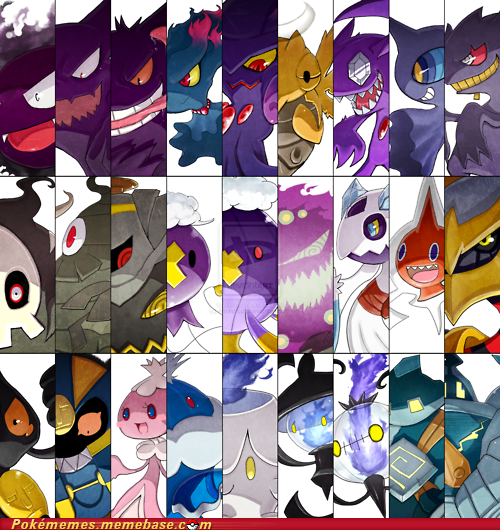 art,awesome,ghost,ghost type