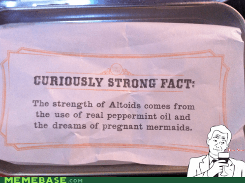 altoids,true story,world true facts