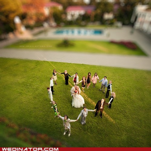 funny wedding photos,heart,just pretty,photography,tilt shift