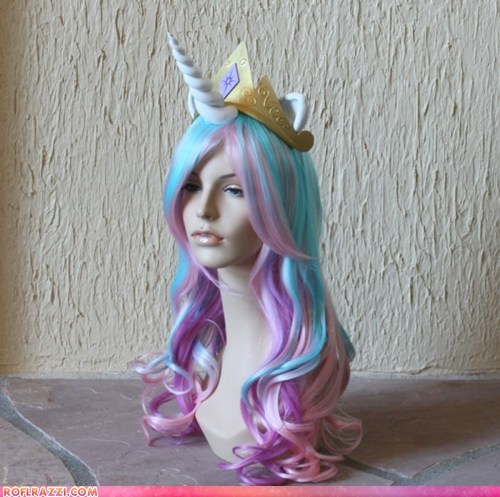 fashion funny celebrity pictures if style could kill my little pony wigs - 6525408512