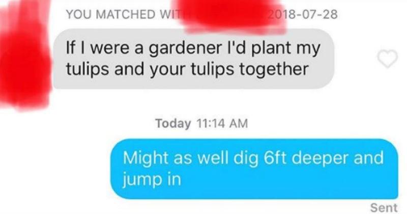 tinder cringe apps relationships ridiculous dating - 6525445