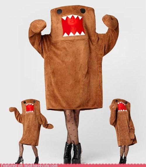 costume,domo,dress
