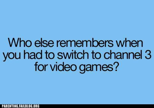 channel 3,nostalgia,video games