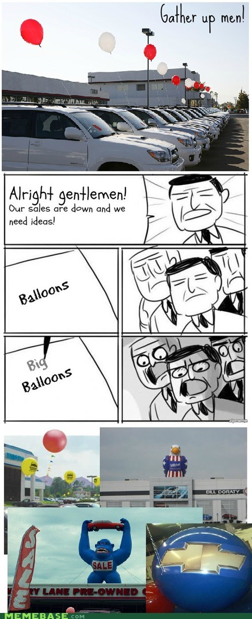 all right gentlemen Balloons the internets - 6526774528