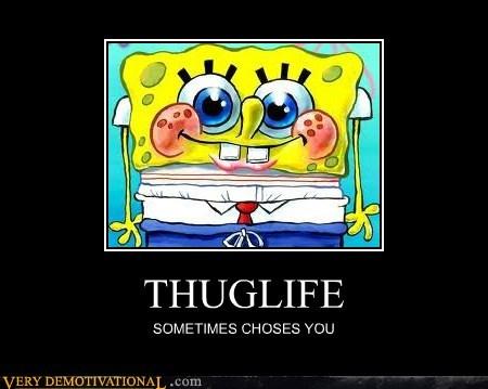hilarious SpongeBob SquarePants thug life wtf - 6526874112