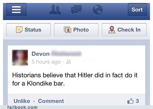historians,hitler,klondike bar