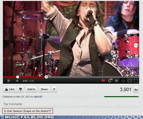 Harry Potter Severus Snape youtube comments - 6527015424