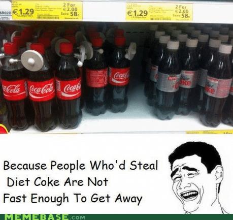coke diet theft - 6527097344