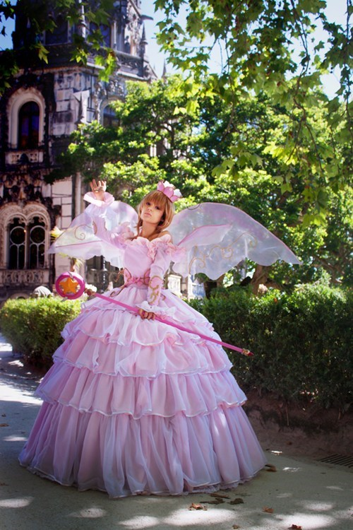 card captor sakura cosplay manga - 6527184896