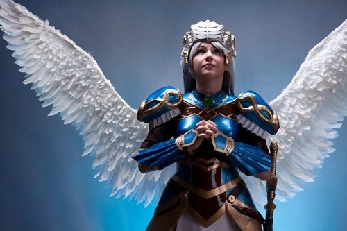 cosplay Lenneth Valkyrie Profile video games - 6527224320