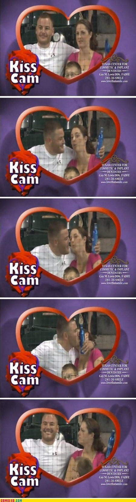 Kiss Cam sports TV worth it - 6527327744