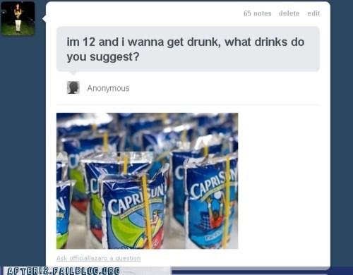big night capri sun suggestions wanna get drunk - 6527382016