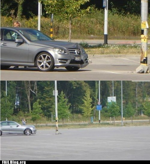 accident car cars driving parking parking lot - 6527646464