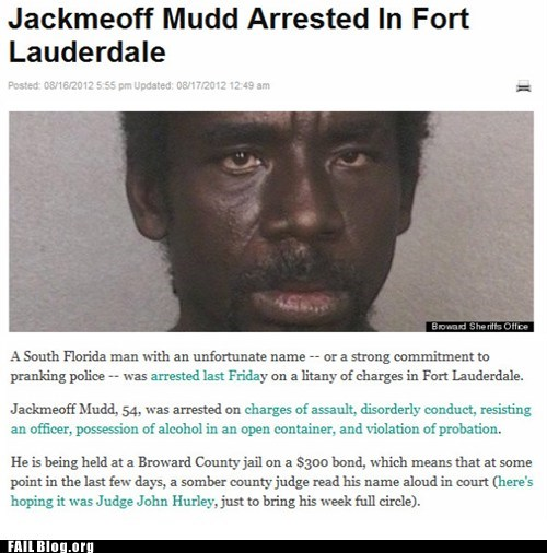 arrest best of week exactly what it looks like florida Hall of Fame name oh florida Probably bad News - 6527655168
