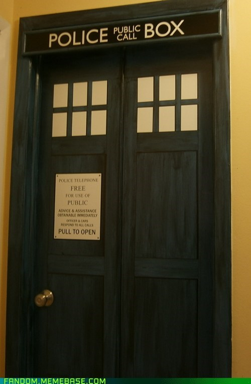 doctor who door tardis - 6527958784