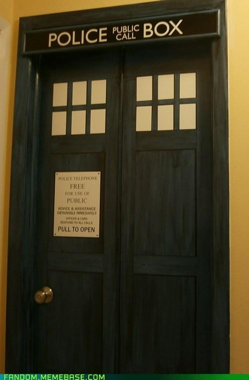 doctor who door tardis - 6527958784