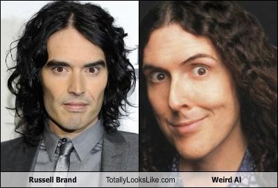 celeb funny Music Russell Brand TLL weird al Weird Al Yankovic - 6528288768
