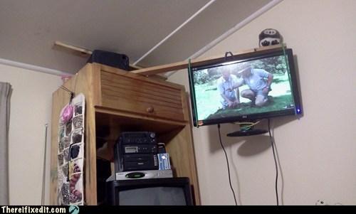 flatscreen HDTV physics shelf TV wall mount - 6528567040