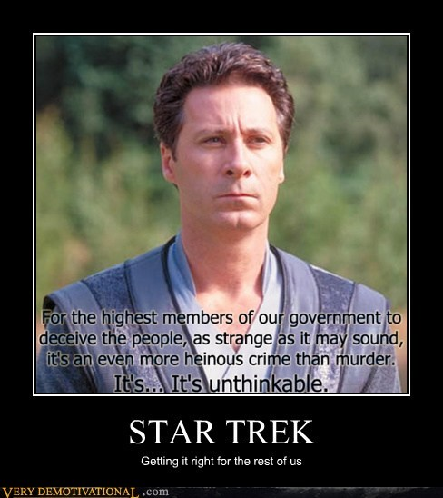 laws,crimes,message,Star Trek