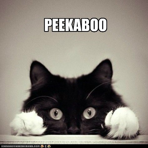 PEEKABOO