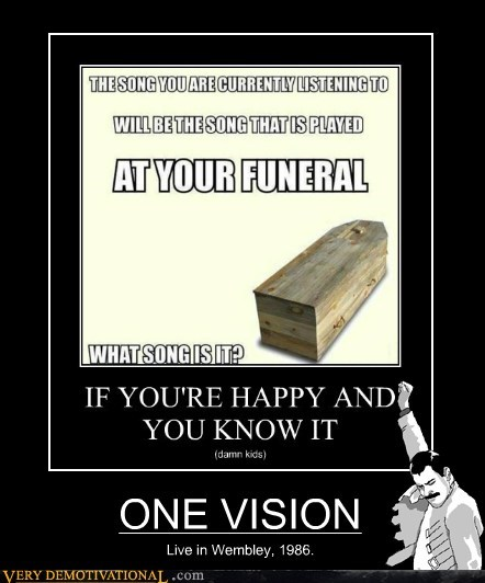 funeral Music one vision queen - 6528838144