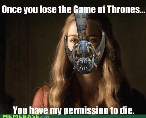 bane cerci lannister Game of Thrones - 6529141504