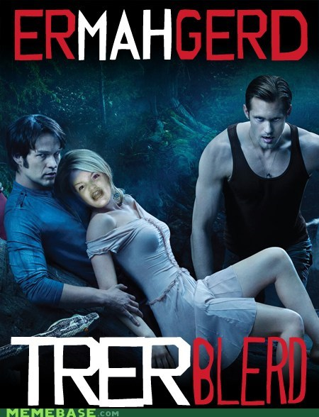 Ermahgerd,Sookie Stackhouse,true blood,TV