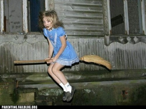 broomstick witch - 6529336832