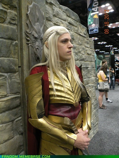 books cosplay fantasy haldir Lord of the Rings movies - 6529384448