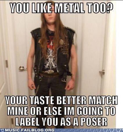 metal poser - 6529393920
