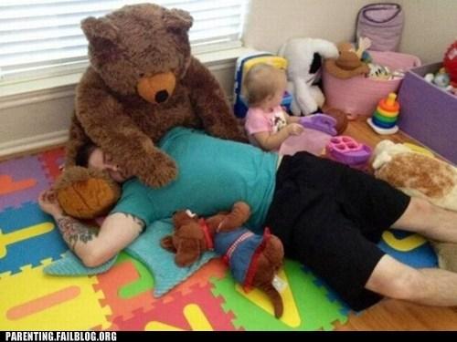 nap time Stuffed Bear - 6529540352