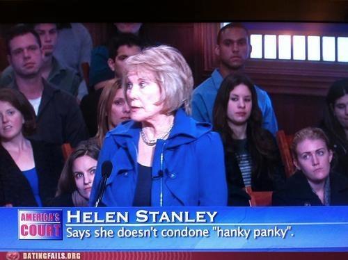 americas-court hanky panky helen stanley