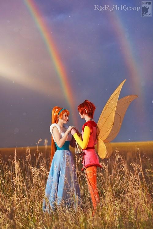 cosplay fairy tales thumbelina - 6529726464