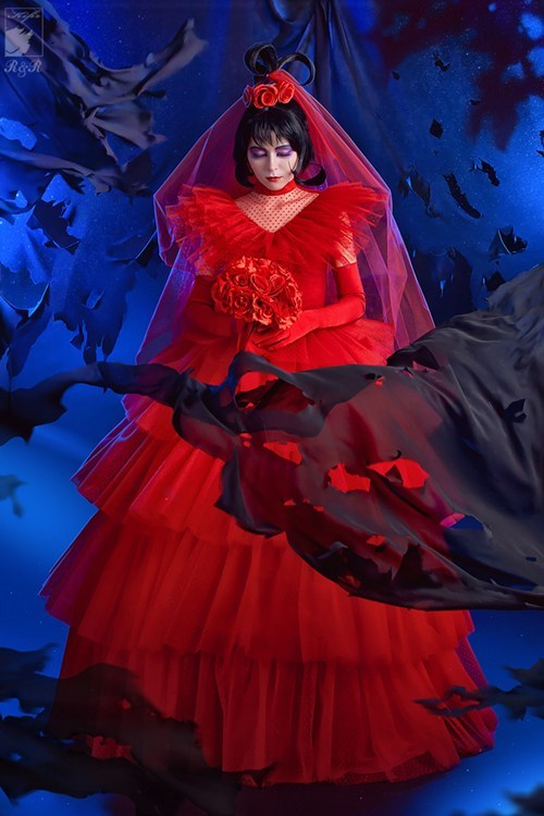 beetlejuice cosplay lydia deetz movies - 6529730048