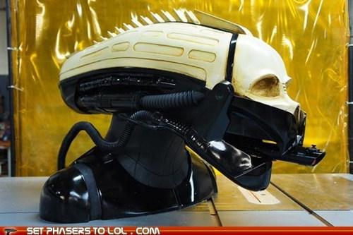 Aliens creepy darth vader mashup model scary star wars xenomorph - 6529863936