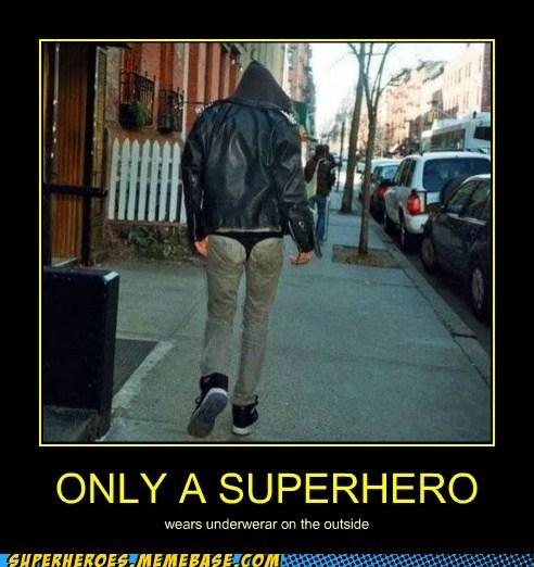 pants superhero underwear wtf - 6529980160