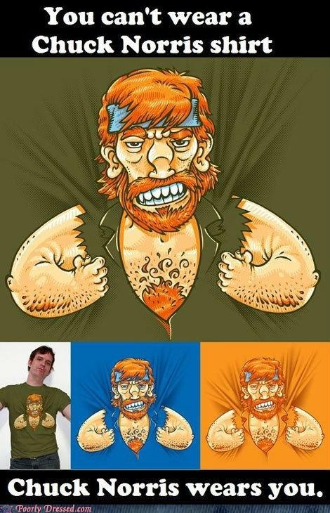 chuck norris T.Shirt - 6530041600