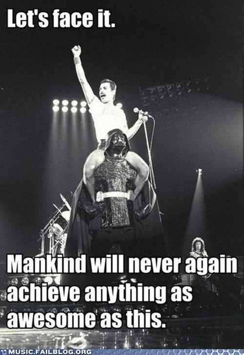 darth vader,freddy mercury