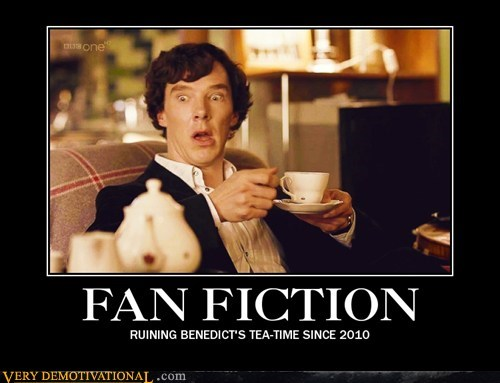 benedict cumberbacht,fan fiction,tea time