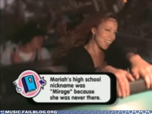 mariah carey Pop Up Video school - 6530098176