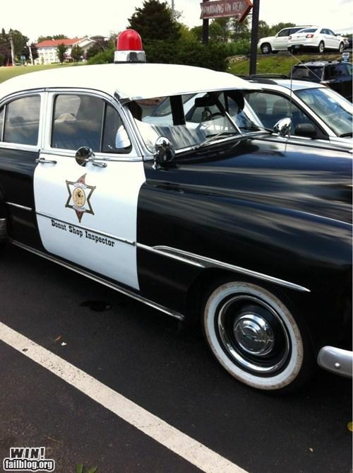 cop donut doughnut food - 6530353920