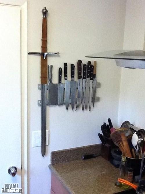best of week Hall of Fame kitchen knife sword utensil - 6530396672