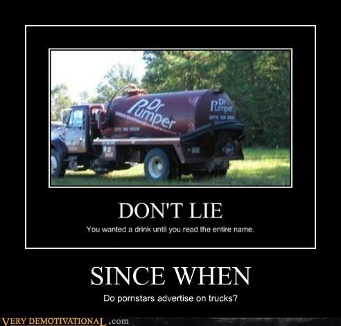 dr pepper sewage truck - 6531733760